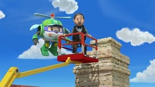 Робокар Поли - Приключение друзей - Жадный господин Уиллер (мультфильм 28 в Full HD)