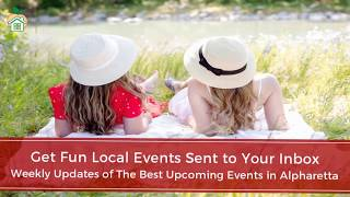 14 Fun & FREE(ish) Events in Alpharetta This Weekend (August 17-19, 2018)
