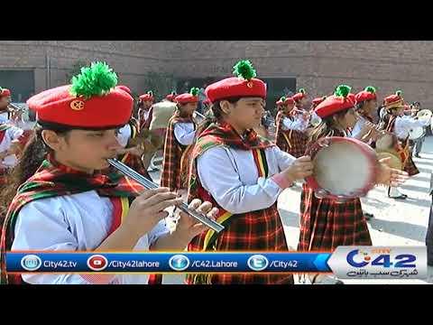 """محکمہ ٹورازم پنجاب کے زیر اہتمام"""" بینڈ باجا اور پاکستان""""کی تقریب"""