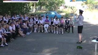 Полицейские провели урок мира для школьников прифронтового Чермалыка