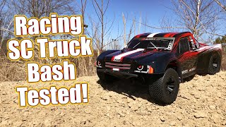 Race It or Bash It! Team Redcat Racing TR-SC10E 4WD Short Course Truck Review   RC Driver