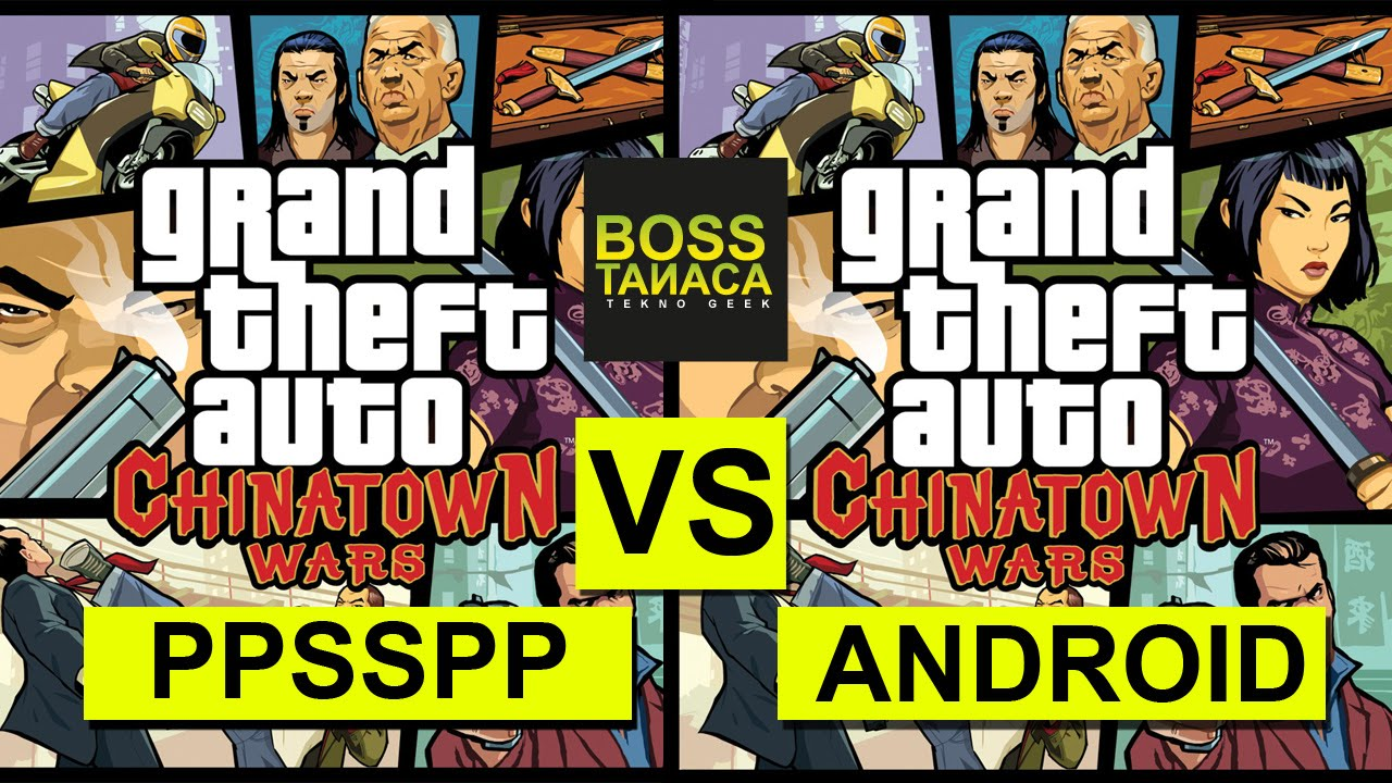 Download Grand Theft Auto: Chinatown Wars ISO PSP For ...