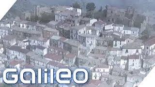 Geisterdorf in  Italien: Ist Colobraro verflucht?  | Galileo | ProSieben