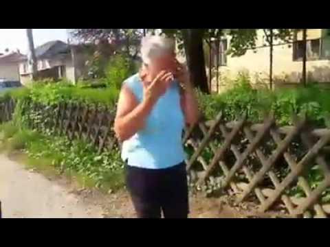 Svađa žena poslije manjeg udesa-Velika Kladuša :) :)