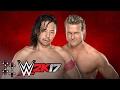 WWE Backlash Shinsuke Nakamura vs. Dolph Ziggler — WWE 2K17 Match Sims