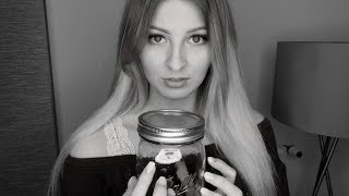 DARK & TINGLY TRIGGER FOR SLEEP or RELAXATION | ASMR JANINA 😴