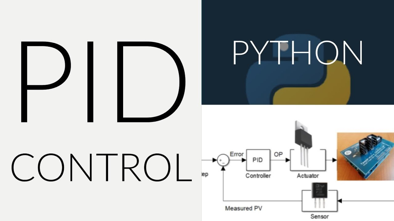 Arduino Temperature PID Control | Dynamics and Control