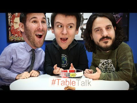 Mike Falzone and Phil #TableTalk About Getting in Trouble!