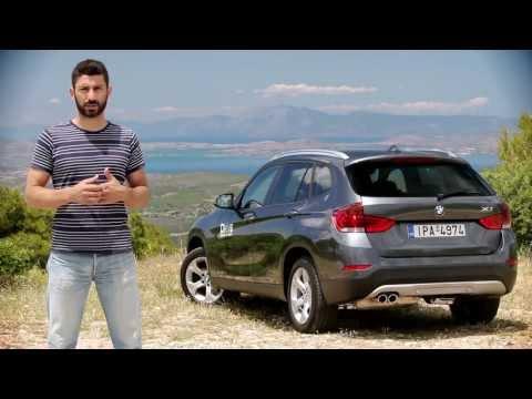 Test - BMW X1 sDrive16i