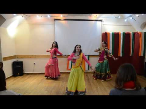 Saajan Saajan - Dil Ka Rishta - dance group Lakshmi