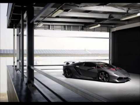 Lamborghini Veneno Vs Sesto Elemento Youtube