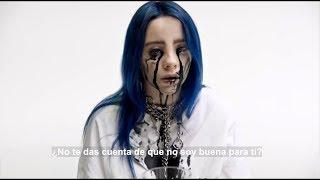 Billie Eilish - when the party's over (Sub. Español)