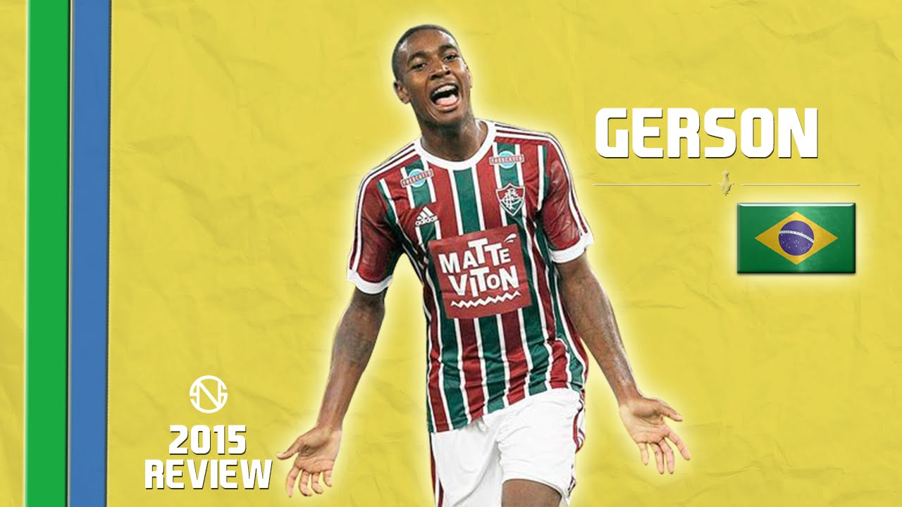 GERSON Goals Skills Assists Fluminense