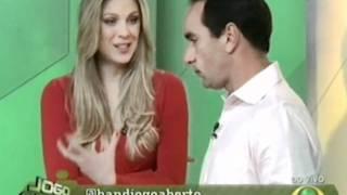 Edmundo faz aparição surpresa e se emociona no programa Jogo Aberto