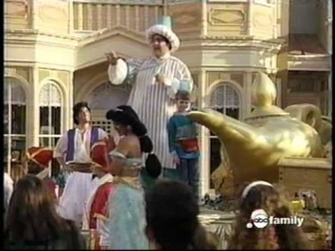 Scott Weinger as Aladdin on Full House