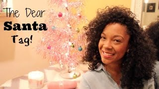 The Dear Santa Tag! Thumbnail