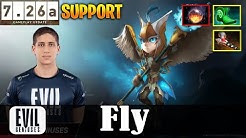 Fly - Skywrath Mage Safelane | SUPPORT | 7.26a Update Patch | Dota 2 Pro MMR Gameplay