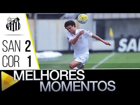 Santos 2 x 1 Coritiba | MELHORES MOMENTOS | Brasileirão (22/05/16)