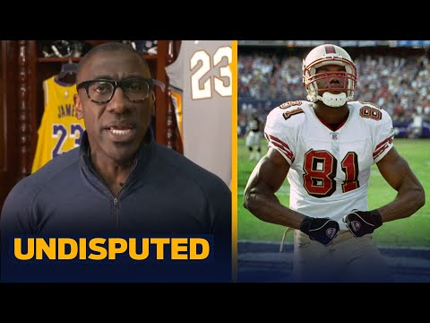 Shannon Sharpe Agrees T.O. Is The Best Player To Wear #81 | NFL | UNDISPUTED