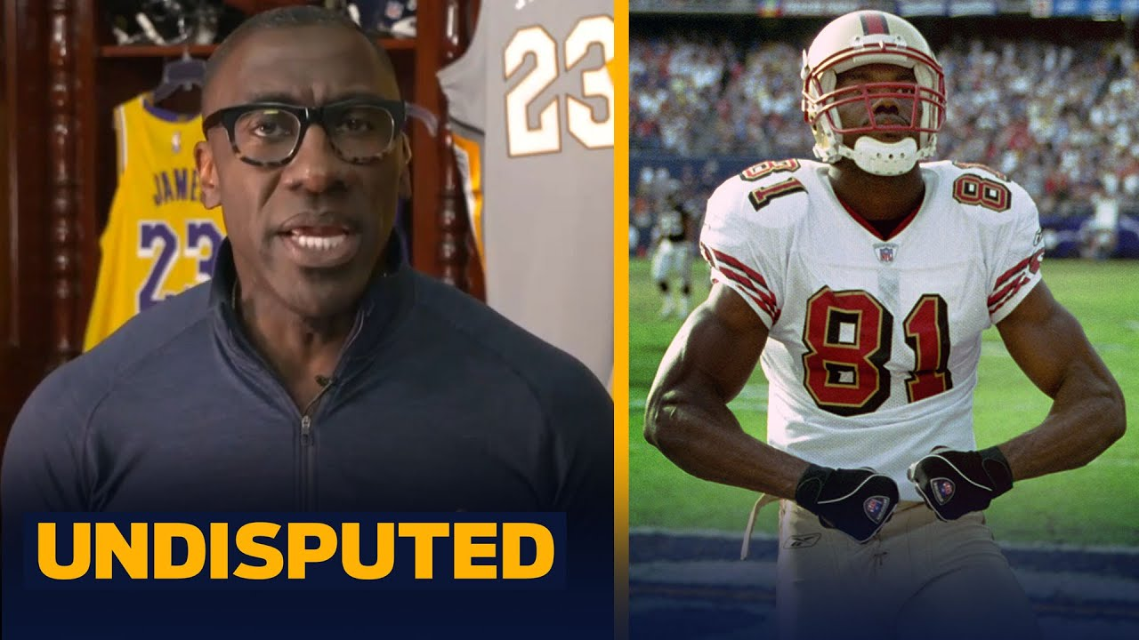 Shannon Sharpe agrees T.O. is the best player to wear #81 | NFL