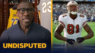 Shannon Sharpe agrees T.O. is …