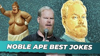 "Top 5 Funniest Jokes from ""Noble Ape"" Jim Gaffigan"