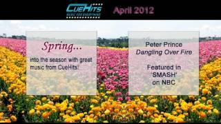 CueHits April 2012 Sampler