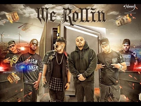 We Rollin- Sukhe, deep jandu, J-Hind, Shrey sean, Blizzy and Minister Music (BASS BOOSTED)