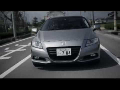 Honda Cr Z Test By Top Gear