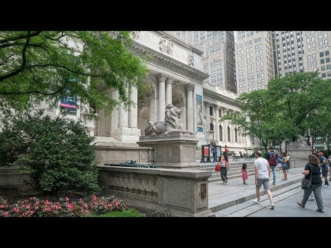 TRAILER | Ex Libris: The New York Public Library by Frederick Wiseman