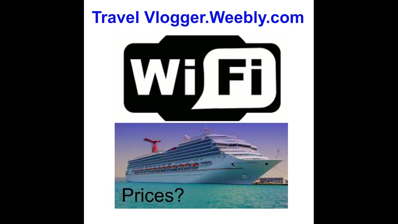 Carnival Cruise Internet >> Carnival Cruise Wifi Prices Cruise Ship Internet Carnival Vista