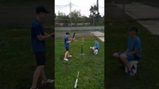Outdoor batting practice, 3. Бейсбол, Владивосток