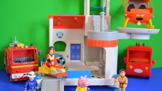 New Fireman Sam Episode Ocean Rescue Peppa Pig New Series Full Story