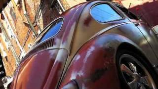 Video of John's '58 Beetle named Roz.