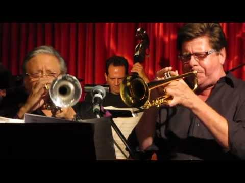 Arturo Sandoval pays tribute to Dizzie Gillespie at the Catalina Jazz Club
