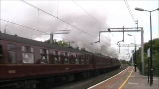 60009 'Union of South Africa' on The Cheshireman (06/06/13) Thumbnail