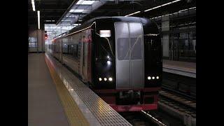 名鉄2200系 特急 名鉄名古屋→中部国際空港間走行 側面展望 M車