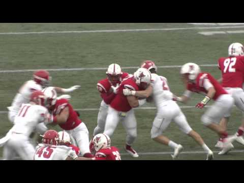 Dayton Football: William Will Kickoff Touchdown
