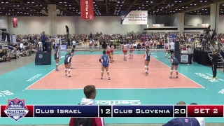 2017 Court 41 AAU Volleyball Nationals thumbnail