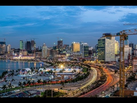 Africa with China ep. 3 | Angola Rising