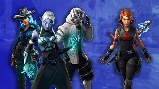 *NEW* FORTNITE 8.5 Leaked Avengers Skins, Gliders, And More !! Avengers Free Challenges Reward