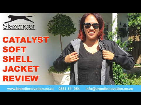 The Best Soft Shell Jacket - Slazenger Clothing Review
