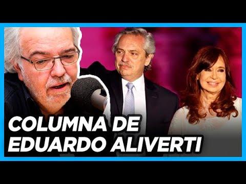 Columna de Eduardo Aliverti sobre la asunción de Alberto y sus primeras medidas