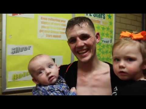 'I RIPPED IT TO THE BODY & HE YELPED!!' - ADAM BARKER REACTS TO HIS 3RD ROUND KO IN TOLWORTH