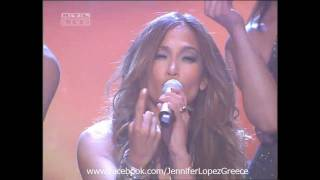Jennifer Lopez - Que Hiciste (Live at Echo Awards 2007)