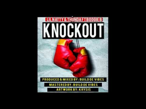 Lil Natty & Thunda Ft Boogie B - Knockout [Do Road Riddim] (2016 Soca)