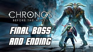 Chronos: Before the Ashes - Final Boss, ENDING, & Credits 'Heroic Mode' (PS5)