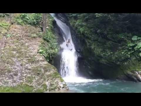 Дорога к Суадагскому водопаду. Северная Осетия-Алания