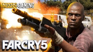 FarCry5 - Convoy Takedown - Documentary