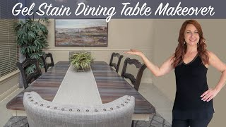 Dining Furniture MAKEOVER | *EASY BUDGET-FRIENDLY DIY* | Thrift Find Turned Dining Room Masterpiece